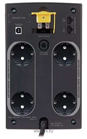 Фотографии APC Back-UPS 800VA with AVR (BX800CI-RS)