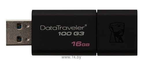 Фотографии Kingston DataTraveler 100 G3 16GB
