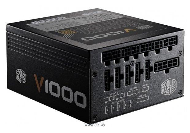Фотографии Cooler Master V1000 1000W (RS-A00-AFBA-G1)