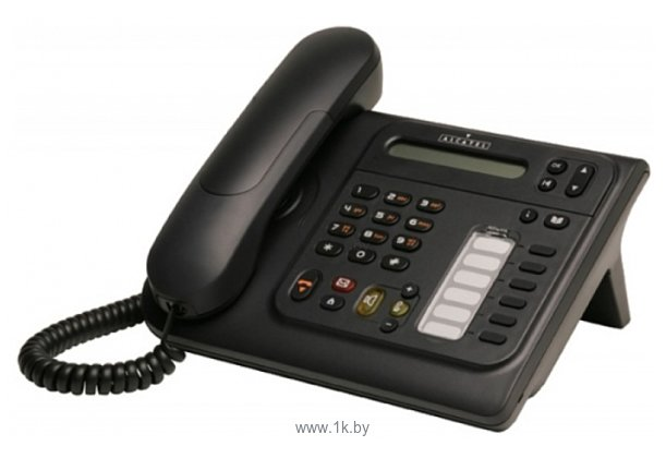 Alcatel ip touch 4018 user manual