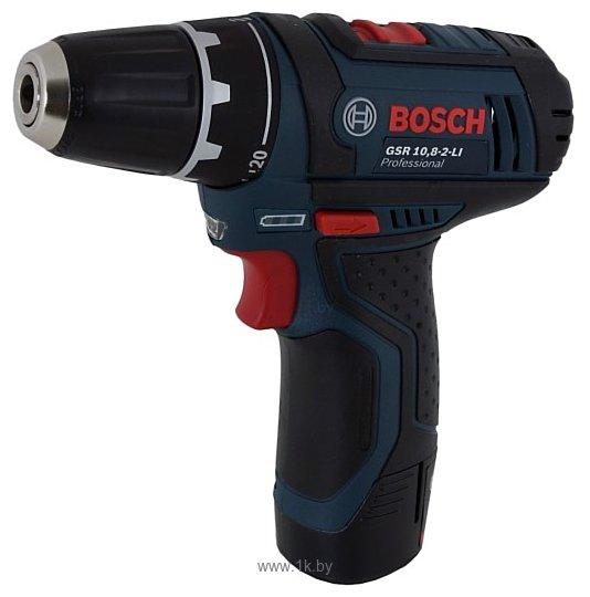 Фотографии Bosch GSR 10,8-2-LI (0601868109)