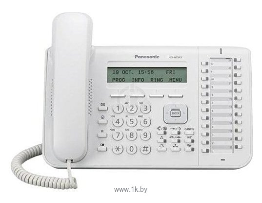 Фотографии Panasonic KX-NT543