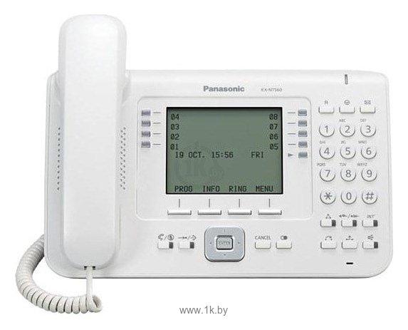 Фотографии Panasonic KX-NT560