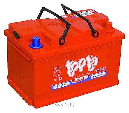 Фотографии Topla ENERGY R (60Ah) (108060)