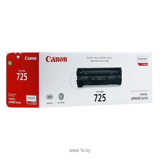 Фотографии Canon 725 3484B002