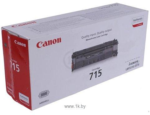 Фотографии Canon 715 1975B002
