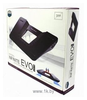 Фотографии Cooler Master NotePal Infinite EVO (R9-NBC-INEK-GP)