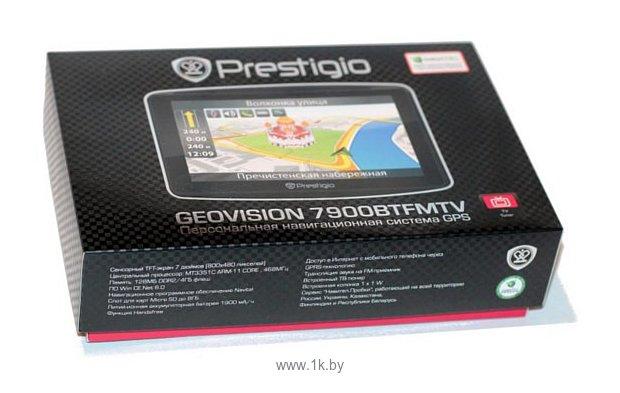 Фотографии Prestigio GeoVision 7900 BTFMTV