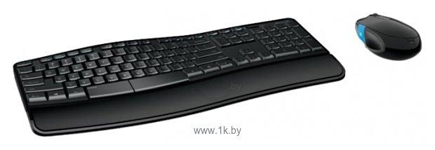 Фотографии Microsoft Sculpt Comfort Desktop Black USB