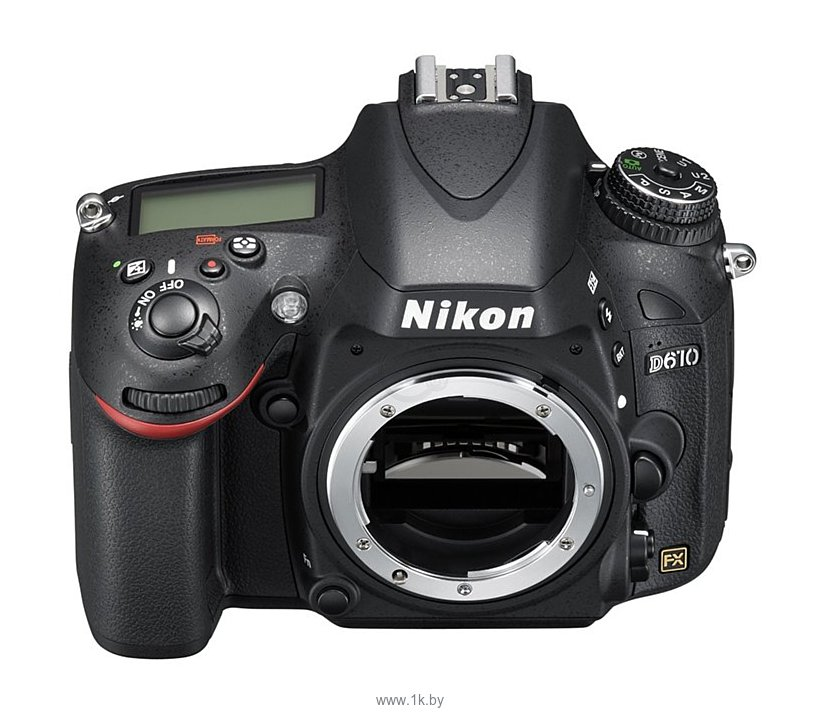 Фотографии Nikon D610 Body
