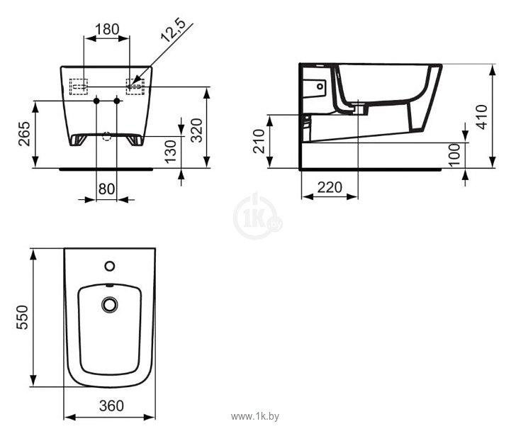 Фотографии Ideal Standard Simply U J469401
