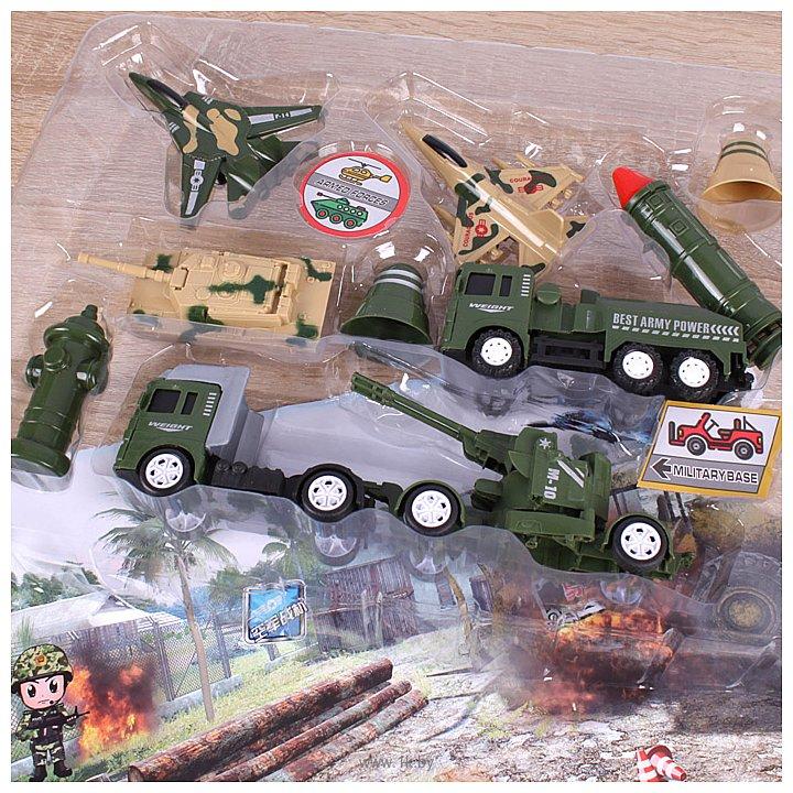 Фотографии Darvish Игровой набор Armed forces 11 предметов DV-T-2333A