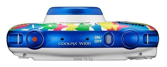 Фотографии Nikon Coolpix W100