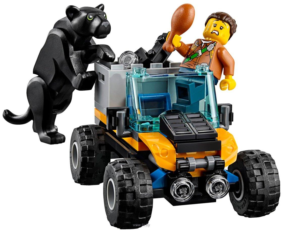 Фотографии LEGO City 60159 Миссия Исследование джунглей