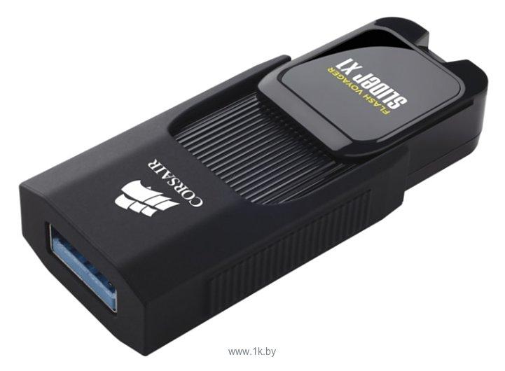 Фотографии Corsair Flash Voyager Slider X1 16GB