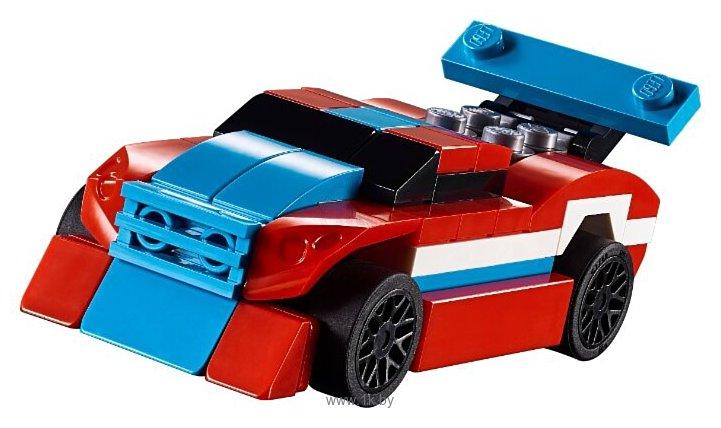 Фотографии LEGO Creator 30572 Гоночный автомобиль