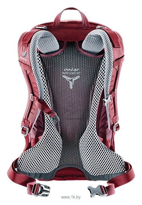 Фотографии Deuter Futura 24 red (cranberry/maron)