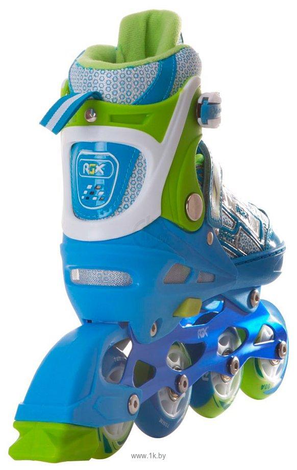 Фотографии RGX Yuppie LED (голубой)