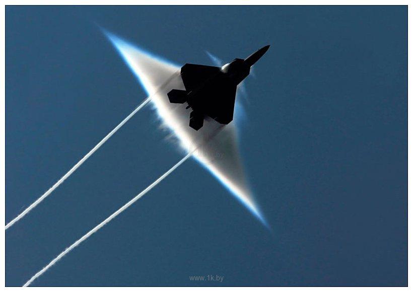 Фотографии Italeri 0850 Многоцелевой истребитель F-22 Raptor
