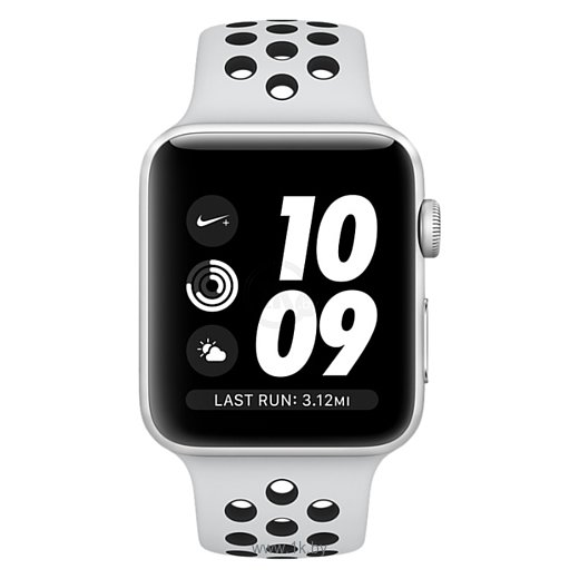 Фотографии Apple Watch Series 3 38mm Aluminum Case with Nike Sport Band