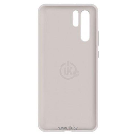 Фотографии Huawei PU Case для Huawei P30 Pro (серый)