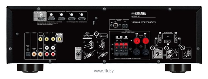 Фотографии Yamaha HTR-3071