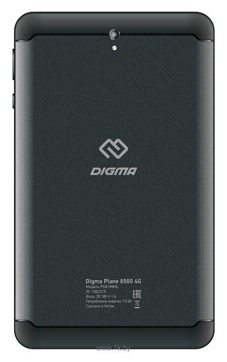 Фотографии Digma Plane 8580 4G
