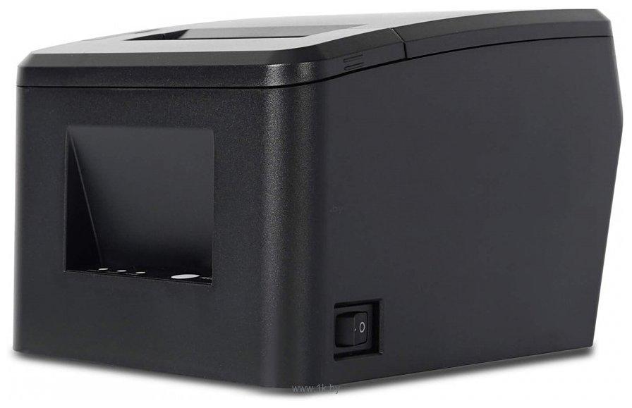 Фотографии Mertech (Mercury) MPRINT F80 RS232, USB (черный)