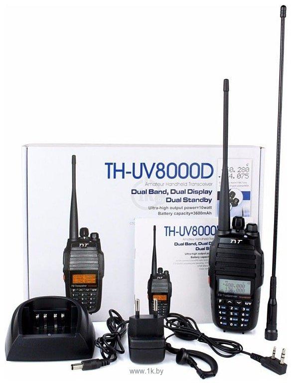 Фотографии TYT TH-UV8000D