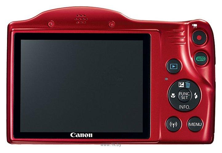 Фотографии Canon PowerShot SX420 IS