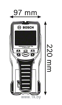 Фотографии Bosch D-tect 150 (0601010005)