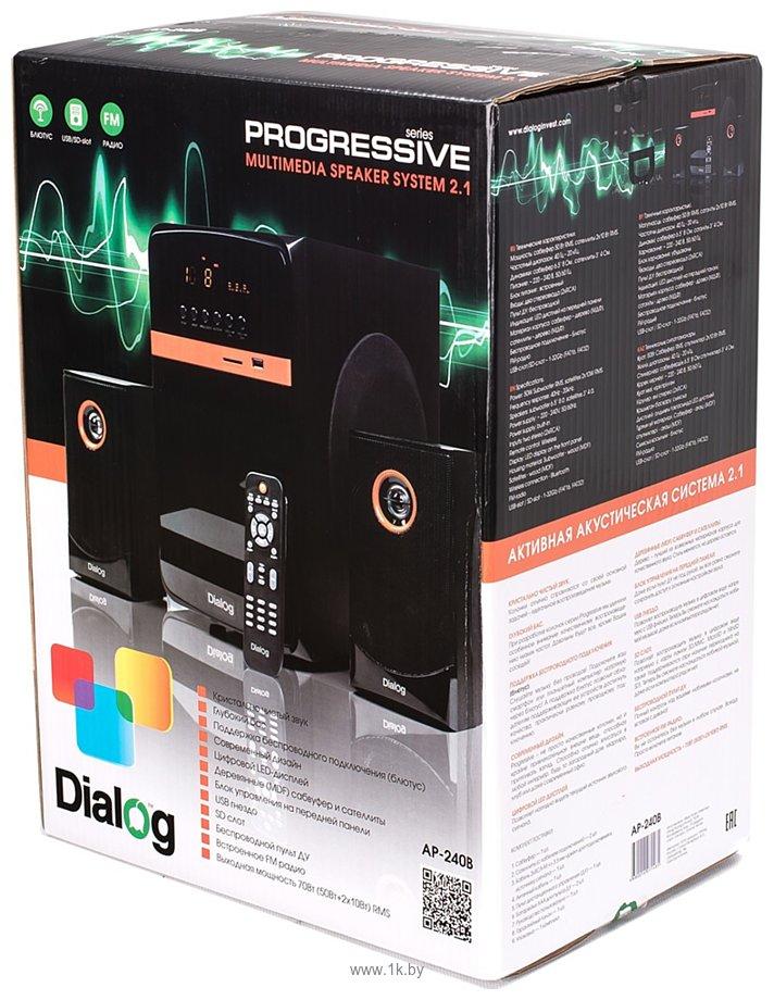 Фотографии Dialog AP-240B
