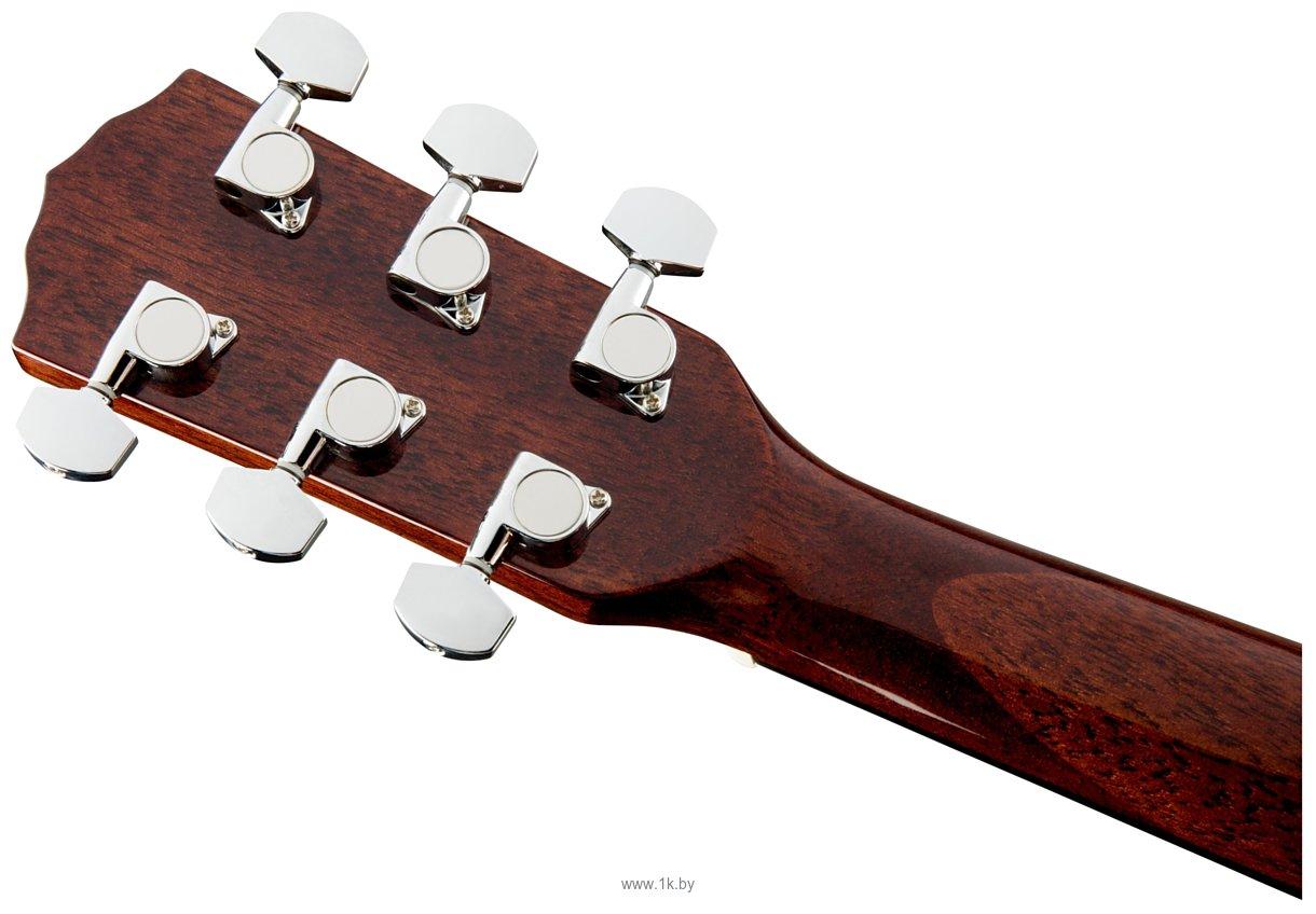 Фотографии Fender CD-60S All Mahogany