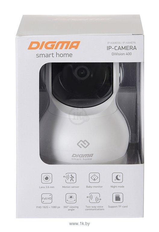 Фотографии Digma DiVision 400
