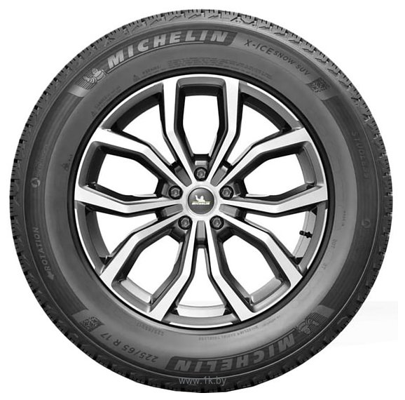 Фотографии Michelin X-Ice Snow SUV 275/55 R20 113T