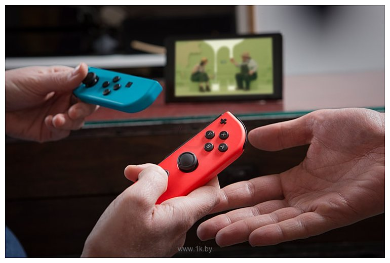 Фотографии Nintendo Switch