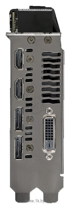 Фотографии ASUS Radeon RX 580 4096Mb Dual OC (DUAL-RX580-O4G)
