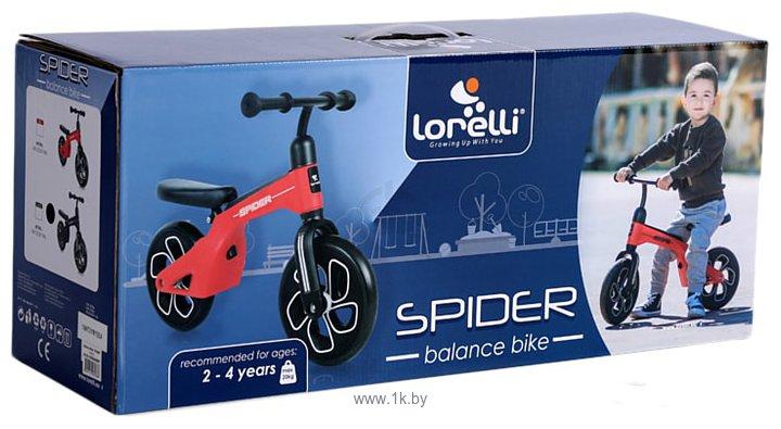 Фотографии Lorelli Spider (красный)