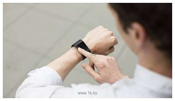 Фотографии Fitbit Surge