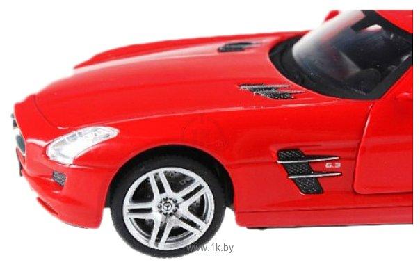 Фотографии MZ Mercedes-Benz SLS 1:24 (25046A)