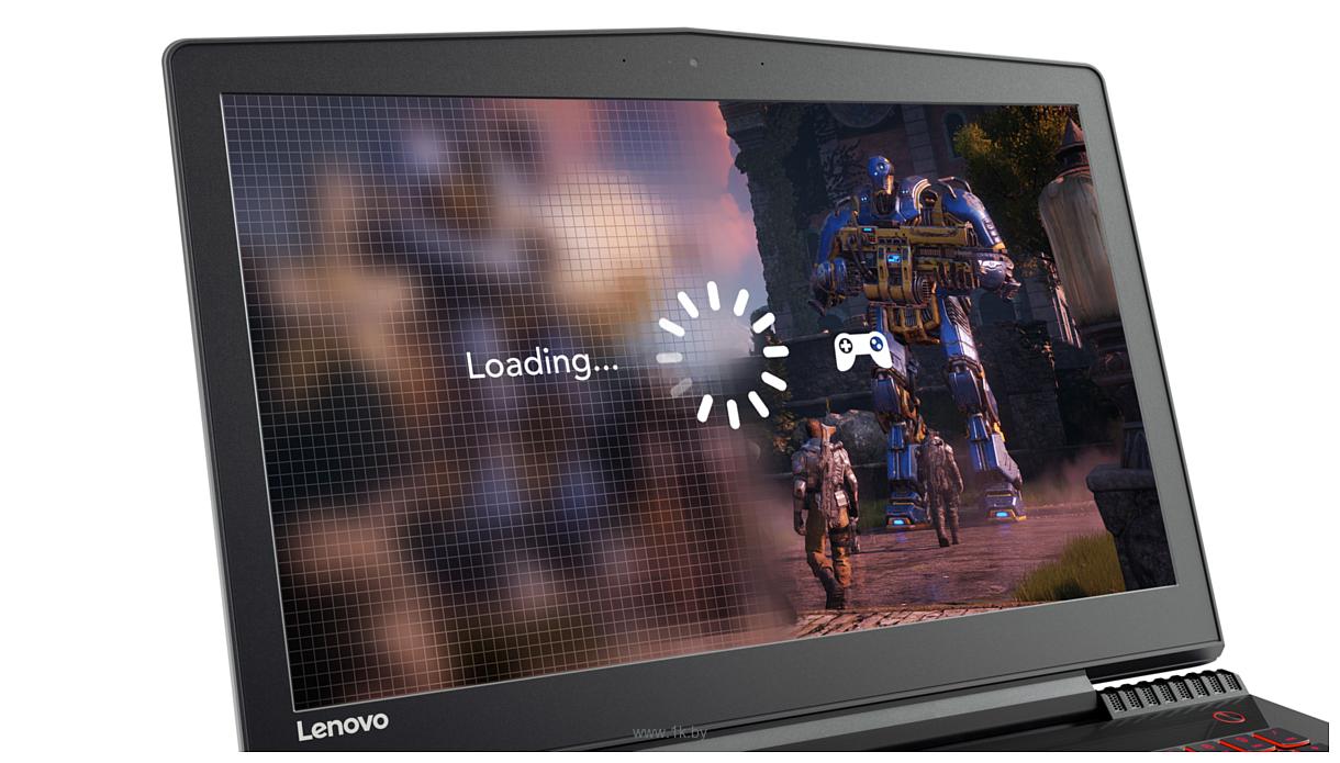 Фотографии Lenovo Legion Y520-15IKBN (80WK00CBRA)