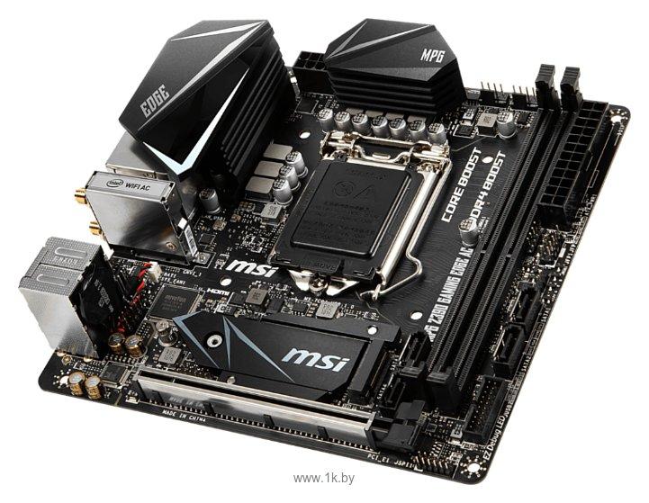 Фотографии MSI MPG Z390I GAMING EDGE AC