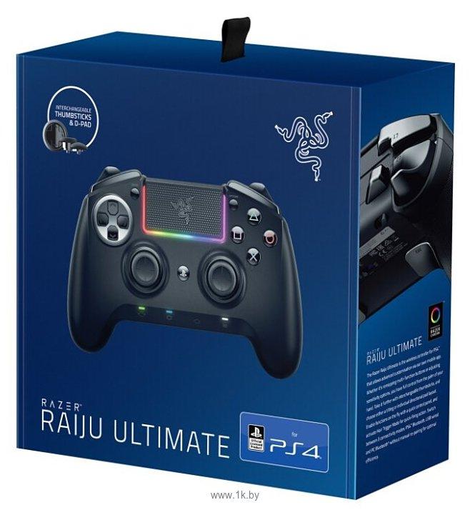 Фотографии Razer Raiju Ultimate