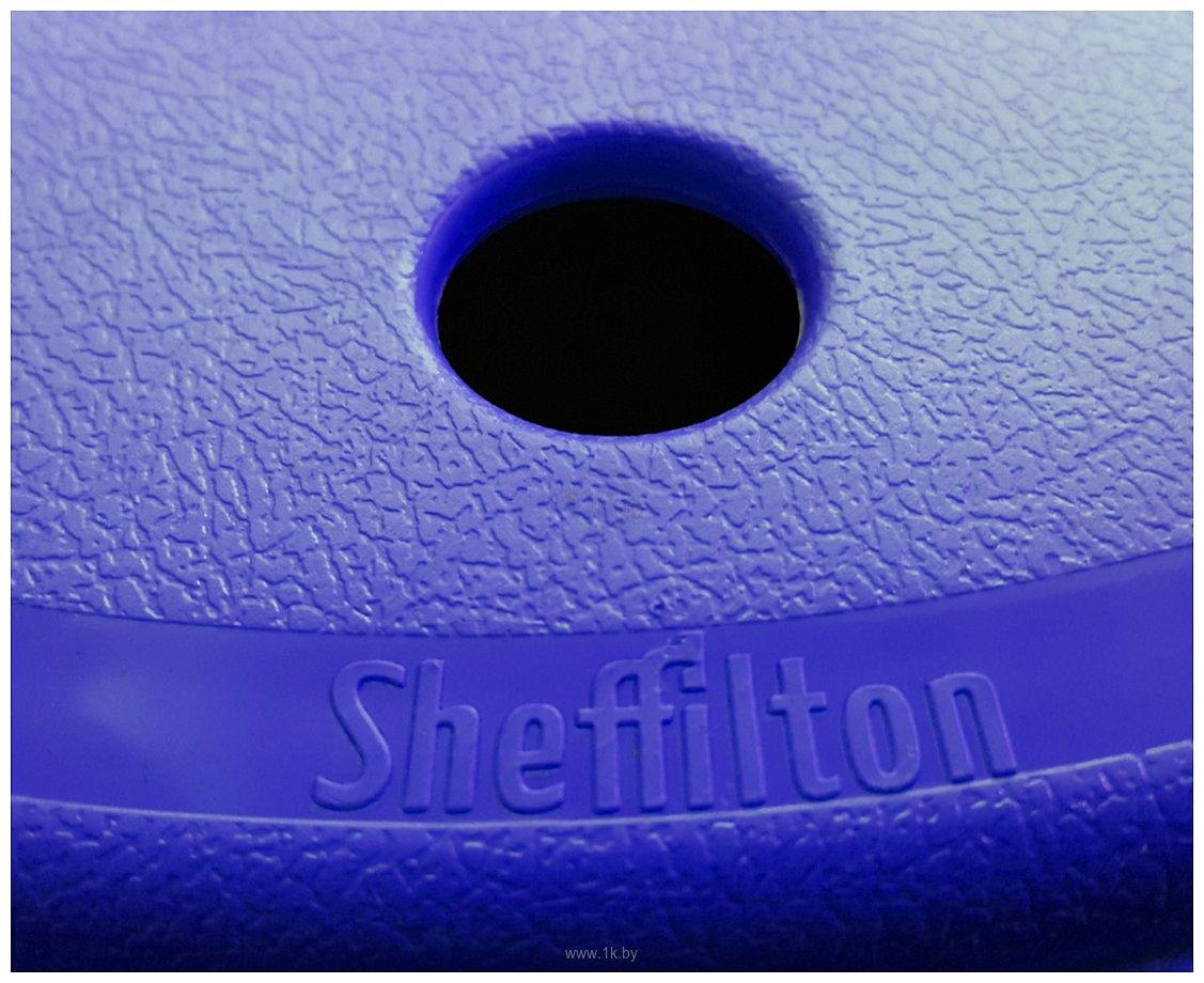 Фотографии Sheffilton SHT-S36 (синий/хром)