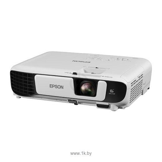 Фотографии Epson EB-X41