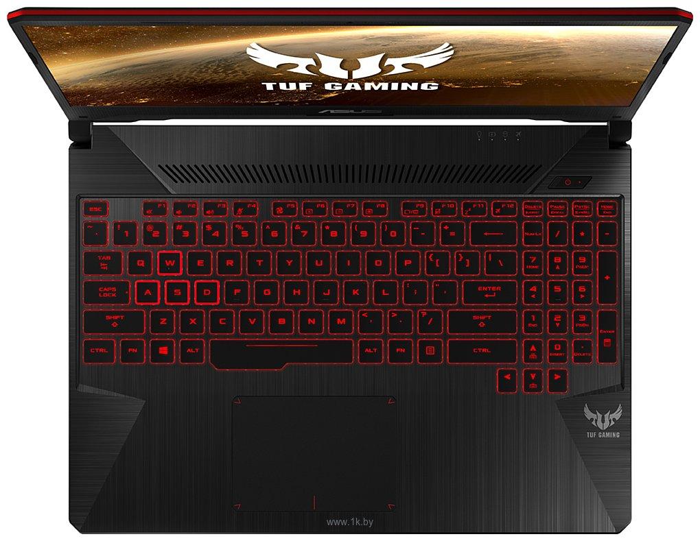 Фотографии ASUS TUF Gaming FX505DY-BQ001