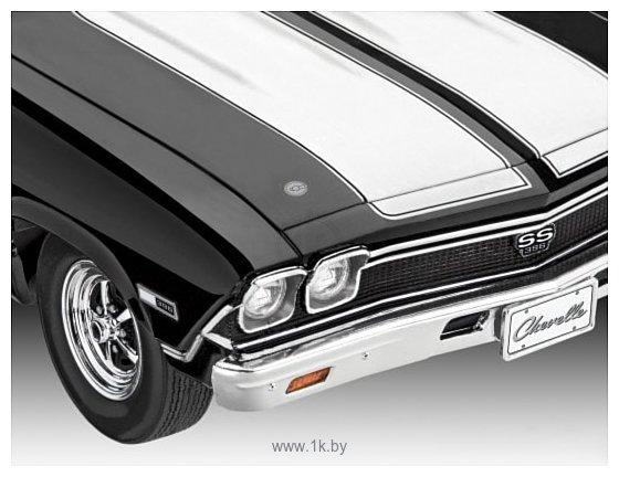 Фотографии Revell 07662 Автомобиль 1968 Chevy Chevelle