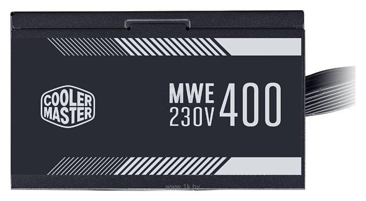 Фотографии Cooler Master MWE White 230V V2 400W
