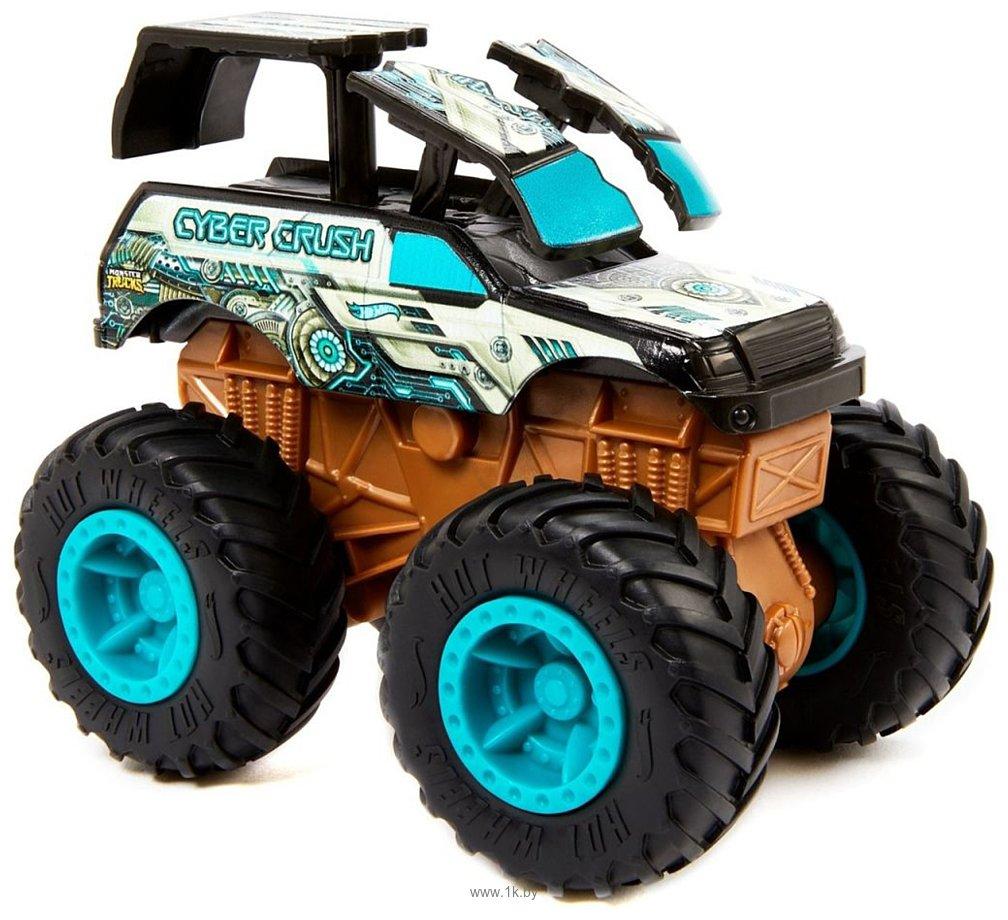 Фотографии Hot Wheels Monster Truck GCF94
