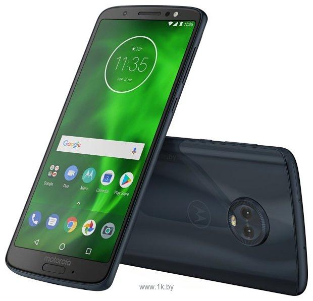 Фотографии Motorola Moto G6 32GB (XT1925-5)